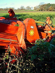 Farm machinery to improve the productivity of farming